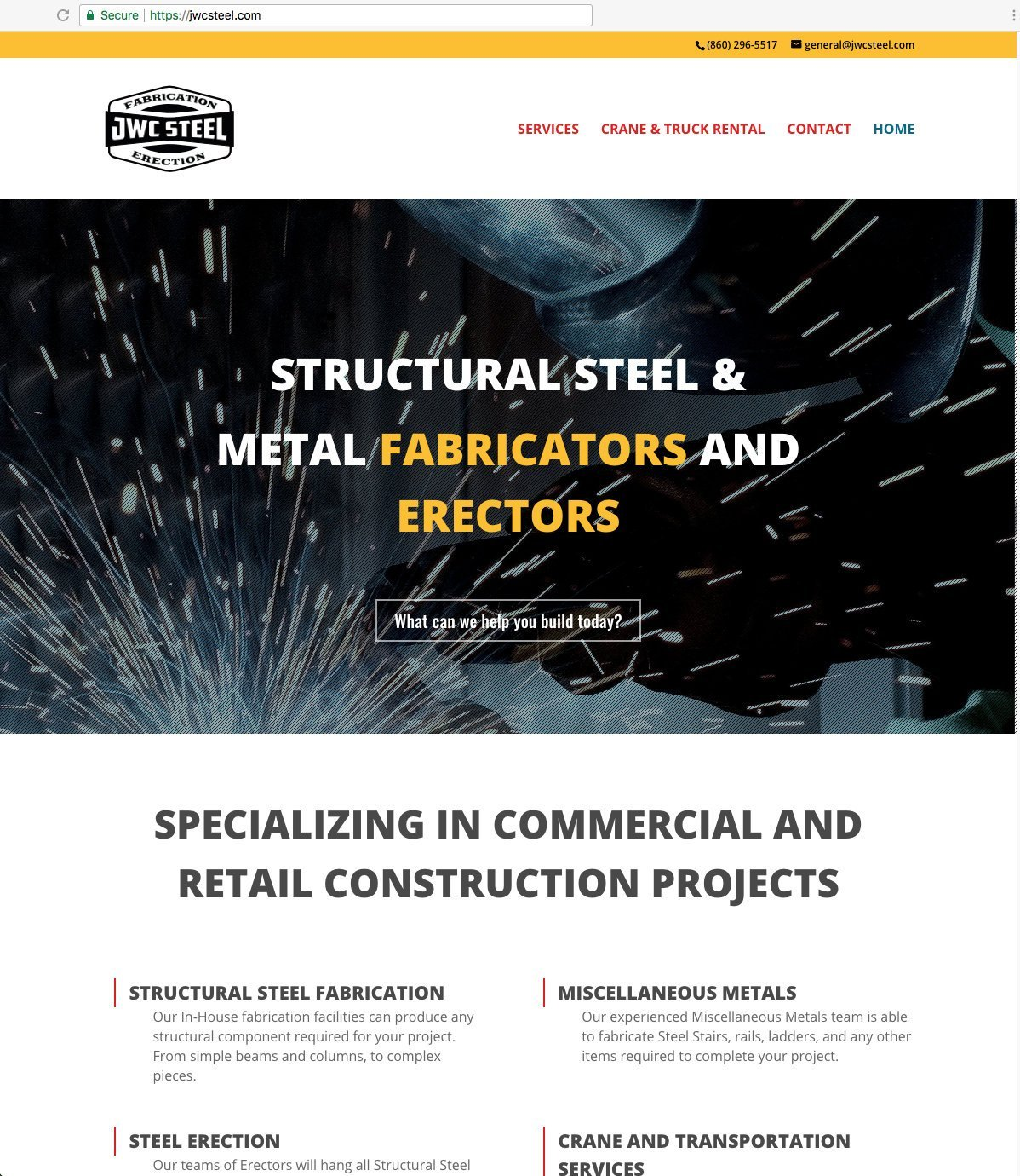 JWC Steel